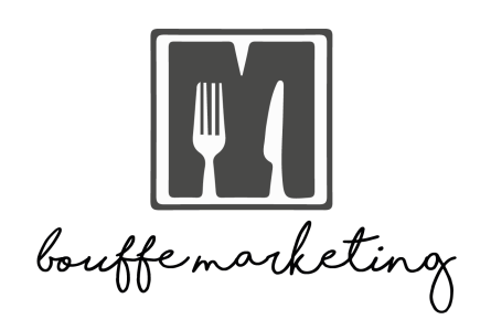 Bouffe marketing logo